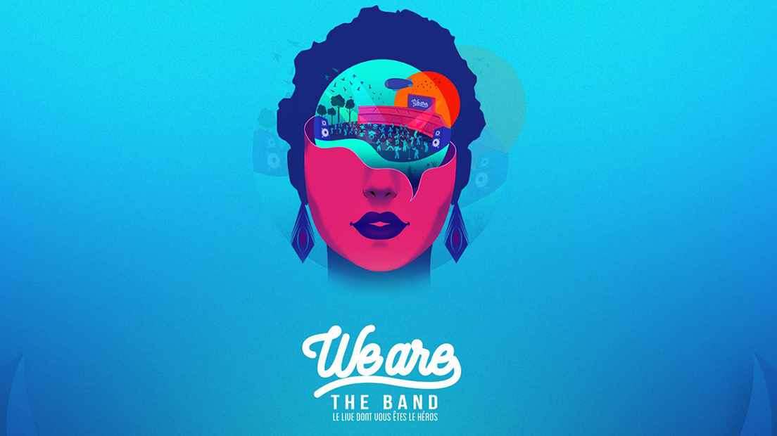 « We are the band » Le live dont vous êtes le héros !