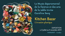 "Samadet | Exposition ""Kitchen Bazar, l'invasion plastique"" par Caroline Secq"