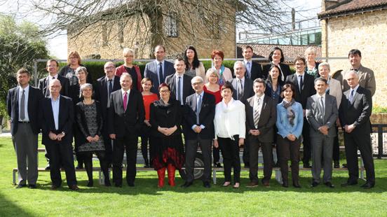 L'Assemblée départementale des Landes