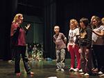 Cie Les enfant du Paradis au collège Saint-Paul-lès-Dax