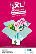Pack XL Jeunes - aide complémentaire santé Landes