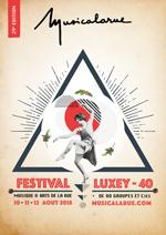 Musicalarue 2018 - Luxey - Landes