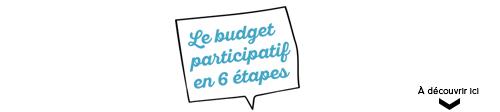 Le budget participatif citoyen en 6 étapes