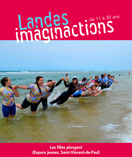 Landes Imaginactions - Les filles plongent (Espace jeunes, Saint-Vincent-de-Paul)