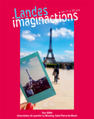 Landes Imaginactions - Tour Eiffel (Association de quartier La Moustey, Saint-Pierre-du-Mont)