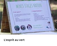 Article Xlandes-info - Bénévolat - l&aposesprit au vert