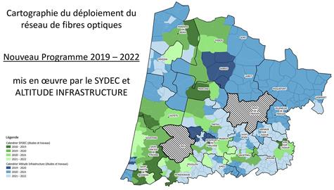 Nouveau programme d aménagement numérique 2019-20 - Landes