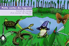 Petits contes des lagunes Carnet de voyage d'un coureur de lagunes TOME II