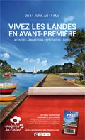 Affiche Printemps des Landes 2015