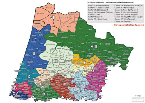 Nouvelle carte des cantons 2015