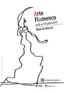 Affiche Arte Flamenco 2015