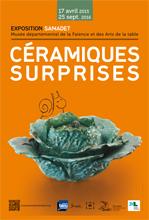 Céramiques Surprises - Département des Landes