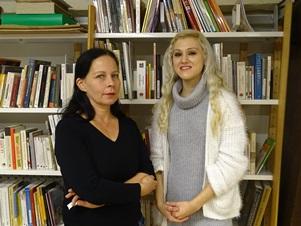 Agnès et Maëlla