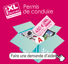 Pack XL Jeunes - Aide au permis