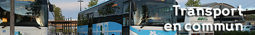Transport en commun Landes