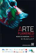 Affiche 28e festival Arte Flamenco