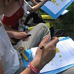 Animation nature avec les scolaires