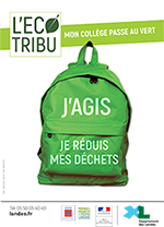 Eco tribu : mon collège passe au vert