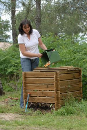 Composter, l'idée fertile