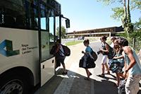 Transport scolaire gratuit