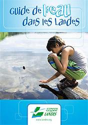 Guide de l'eau dans les Landes