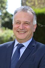 Xavier Fortinon, Président du Conseil départemental des Landes