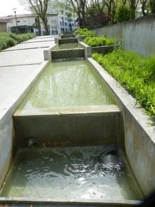 Fontaine de la Potinière à Dax