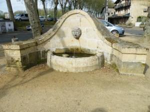 Fontaine du Sablar à Dax