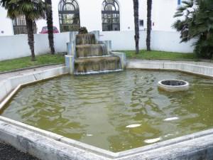 Fontaine du Splendid à Dax