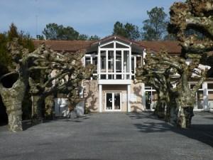 Fontaine Rouillère à Saubusse