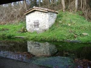 Fontaine Neuve à Saubusse