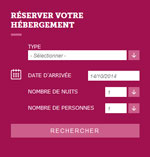 Site Internet du CDT Landes