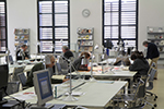 Archives départementales - Salle de lecture