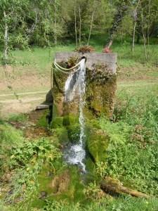 Fontaine Augeron à Le Frêche