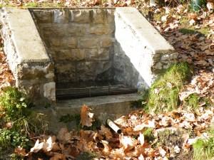 Fontaine Saint-Blaise à Rivière-Saas-et-Gourby
