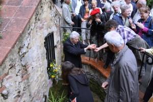 Source Sainte-Quitterie à Aire-sur-l'Adour