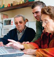 Accompagnement des personnes âgées