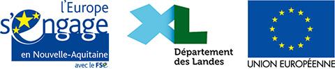 Logos Département Europe Région