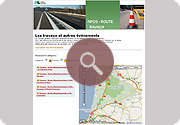 Infos route Landes