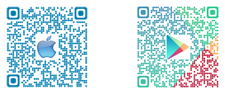 QR Codes application mobile XLandes