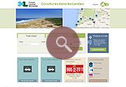 Cliquez pour accéder à la plateforme Covoiturage Landes