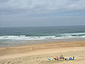 Webcam Contis Plage