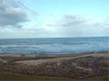 Golfs de Moliets, l'océan
